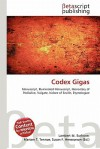Codex Gigas (Devil's Bible) - Lambert M. Surhone, VDM Publishing, Susan F. Marseken