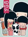 Notecards: Kokeshi Notecards - NOT A BOOK