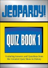 Jeopardy! Quiz Book 1 - Sony