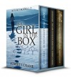 The Girl in the Box Series, Books 1-3: Alone, Untouched and Soulless - Robert J. Crane
