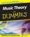Music Theory for Dummies - Michael Pilhofer, Holly Day