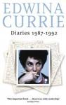 Diaries 1987-1992 - Edwina Currie