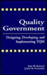 Quality Government - Jerry W. Koehler