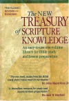 The New Treasury Of Scripture Knowledge - Jerome H. Smith