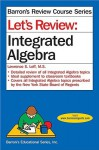 Let's Review: Integrated Algebra - Lawrence S. Leff