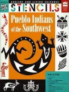 Pueblo Indians Of The Southwest/Includes Stencils (Ancient And Living Cultures) - Mira Bartok, Christine Ronan