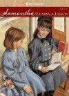 Samantha Learns a Lesson (American Girl (Quality)) - Susan S. Adler