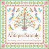 The Antique Sampler Set: How to Design and Cross-Stitch Your Own Vintage Projects - Alison Jenkins