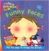 Funny Faces (Baby Gold Stars Series) - Moira Butterfield, Katie Saunders