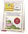 Abc Sing Along Flip Chart And Audiotape (Grades Pre K 1) - Teddy Slater