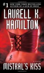 Mistral's Kiss (Meredith Gentry, #5) - Laurell K. Hamilton