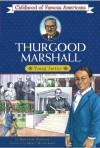 Thurgood Marshall - Montrew Dunham