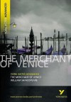 Merchant of Venice (York Notes Advanced) - Michael Alexander, Mary Alexander, William Shakespeare