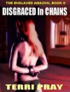Disgraced in Chains (The Enslaved Amazon, Book 2) - Terri Pray