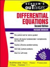 Schaum's Outline of Differential Equations, 3rd edition (Schaum's Outline Series) - Richard Bronson, Gabriel Costa