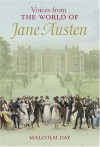 Voices From the World of Jane Austen - Malcolm Day