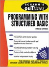 Schaum's Outline of Programming with Structured Basic - Byron S. Gottfried