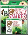 Bugs! Bugs! Bugs! and Slinky, Scaly Snakes! [With CD (Audio)] - Jennifer Dussling, Angela Royston