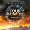 Four: The Initiate: A Divergent Story (Audio) - Veronica Roth, Aaron Stanford