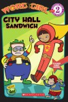 City Hall Sandwich - Annie Auerbach