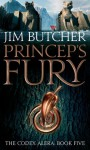Princeps' Fury (The Codex Alera, #5) - Jim Butcher