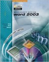 The I-Series Microsoft Office Word 2003 Introductory - Stephen Haag, Paige Baltzan, James T. Perry