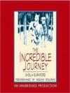 The Incredible Journey (Audio) - Sheila Burnford, Megan Follows