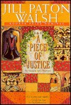 A Piece of Justice: An Imogen Quy Mystery - Jill Paton Walsh