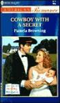 Cowboy with a Secret - Pamela Browning