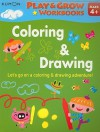 Kumon Play and Grow Workbooks - Kumon Publishing