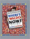 Where's Waldo Now? Mini Hardcover with Free Magnifying Lens - Martin Handford
