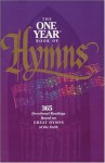 The One Year Book of Hymns - William J. Peterson, Robert K. Brown