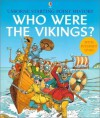 Who Were the Vikings - Jane Chisholm, Struan Reid
