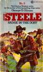 Badge in the Dust - George G. Gilman