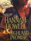 Highland Promise - Hannah Howell, Angela Dawe
