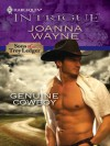 Genuine Cowboy (Harlequin Intrigue) - Joanna Wayne