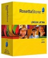 Rosetta Stone Version 3 Latin Level 1 with Audio Companion - Rosetta Stone