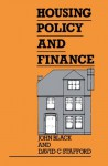 Housing Policy and Finance - John Black, David Stafford