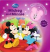 Disney Charm Book: Minnie & Mickey Mouse (Includes Charm Necklace) - Parragon Books