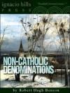 Non-Catholic Denominations - Robert Hugh Benson