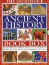 The Incredible Ancient History Book Box: Step Into the Past with 8 Fantastic Books: Ancient Greece, the Inca World, Mesopotamia, the Roman Empire, Ancient Japan, Ancient Egypt, the Aztec & Maya Worlds, the Celtic Worlds - Fiona MacDonald, Lorna Oakes, Philip Steele