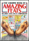 The Usborne Book of Amazing Feats - Anita Ganeri