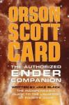 The Authorized Ender Companion - Orson Scott Card, Jake Black