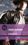 Cowboy Commando (Mills & Boon Intrigue) (Special Ops Texas - Book 1) - Joanna Wayne