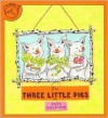 The Three Little Pigs Book & Cassette - Paul Galdone