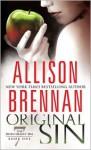 Original Sin - Allison Brennan
