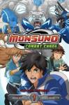 Monsuno Combat Chaos, Vol. 1: The Moto Mutants - Brian Smith, Erik Senopati, Fajar Buana