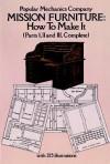 Mission Furniture: How to Make It - Popular Mechanics, Popular Mechanics Magazine
