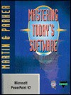 Mastering Today's Software, Microsoft Powerpoint 97 (Mastering Today's Software) - Edward G. Martin, Charles S. Parker