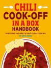 Chili Cook-off in a Box: Everything You Need to Host a Chili Cook-off - Gina Hyams